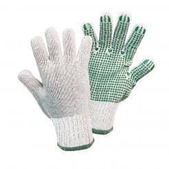 Green Dot Strickhandschuh