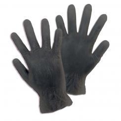 Schwarze Witwe Nitril-Einmalhandschuh