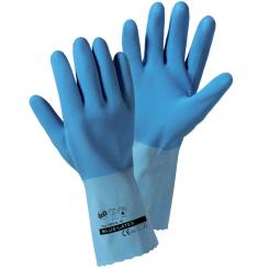 Blue-Latex Naturlatex-Handschuh