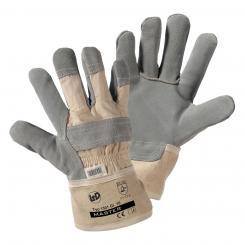Master Rindspaltleder-Handschuh