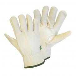 Gladiator Rindnarbenleder-Handschuh