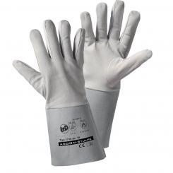 ARGON-Stulpe Nappaleder-Handschuh