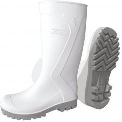 Bianco PVC-Stiefel