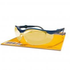 Cycle gelb Ergonomic-Schutzbrille